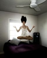 Morning levitation by Chinese-Porcelain