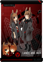 BJBB:Lance and May[Clubs] by Kumobit