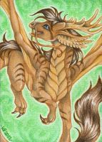 ACEO Trade: Kasy by Agaave
