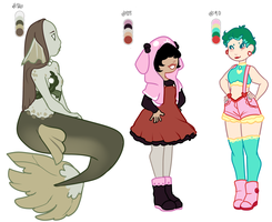 Palette Adoptables [CLOSED] by Death2Eden
