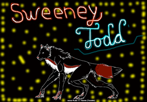 For Mah Friend Sweeney by HellishNightmare