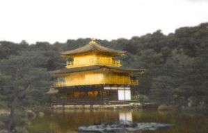 Golden pavillion by Kar-ma