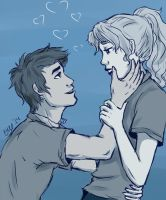 Percabeth by Cordilia61