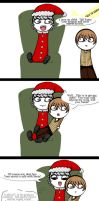Death Note Xmas. by kuroineko