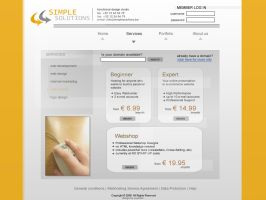 Simple.Solutions Template by eupholic