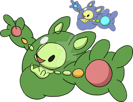 579 - Reuniclus by Tails19950