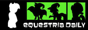Equestria Daily Archer Banner by Charleston-and-Itchy