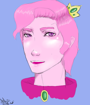 Prince Gumball by yaoi-fangirl1235