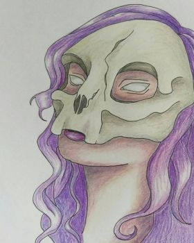 You only see the mask by crayzeecath
