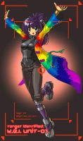 And the Technicolor Dreamcoat by veloxiraptor