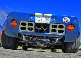Ford GT-40 Upskirt by tundra-timmy