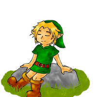 Young Link by Fanny-CM