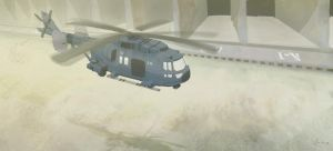 the helico by the-surviver