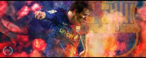 Messi Signature by thegame95