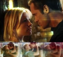 Sookie and Eric by evelienv
