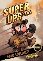 Super UPS Bros by TheGreyNinja
