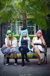 Vocaloid: Scandalous by farizasuka