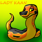 Lady Kaan by Enricthepenguin92