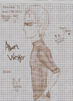 Wesker Sketch by Tata-Chan1012