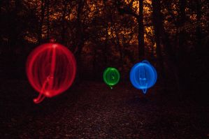 Orbs In Merrion by Grunvald