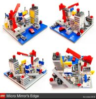 Microscale Mirror's Edge by fox-orian