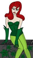 Poison Ivy by Elgaladwen