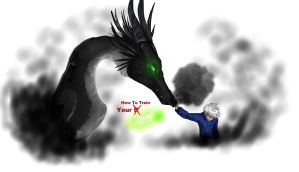 ROTG: Shift fan art: HOW TO TRAIN YOUR D...SHIFTER by lightbluesskrill