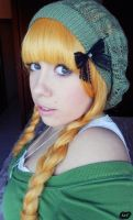 Original Cosplay (Casual Green) 3 by SaFHina