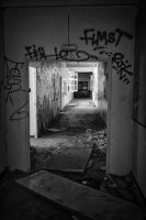 Walking by the hall by peka-photography
