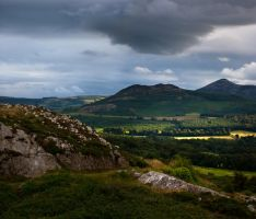 Bray Mountian by Muhanned