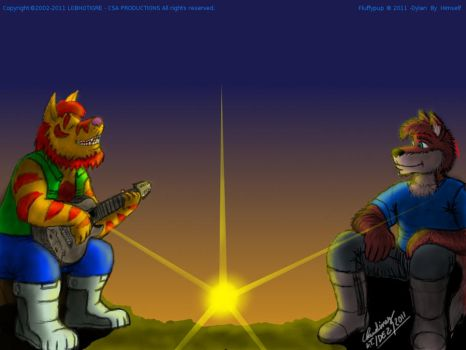 A song for the end of 2011 by Lobhotigre