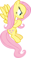 Fluttershy is Not Amused by RyokoHaze
