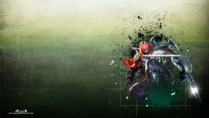LoL - Zed Wallpaper ~xRazerxD by xRazerxD