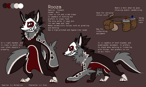Rooza Reference by Zieu