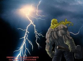 Thor by szhaddad2