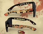 The Walking Dead sunglasses by Ketchupize