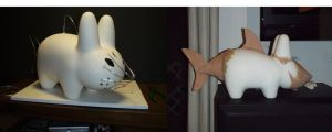 Sharky Labbit - Process by mesmithy