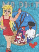 Tragic Kingdom by DelphiniumFleur