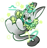 Libra Tika-pu Adopt (closed) by LunarAdopts
