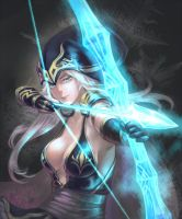Ashe by moon801205