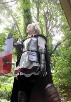 Jeanne D'arc -- by Kurioh