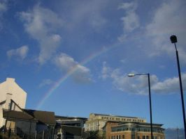 Somewhere Over The Rainbow by LauraMarie