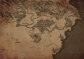 Saforia Detail Map by Dyslexick