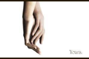 Yours by IndigoChick