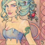 Tattooed Mermaid 8 by khallion
