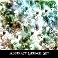 Abstract Grunge Set by JordanNMason