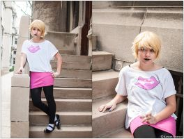 Homestuck: Roxy Lalonde by CosplayerWithCamera