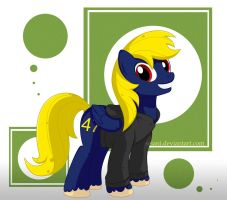 Commission - Navy Numbers by SeiAni