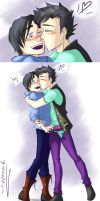 Surprise Kiss! by Nippaaah