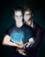 Malec by Angel-In-Imagination